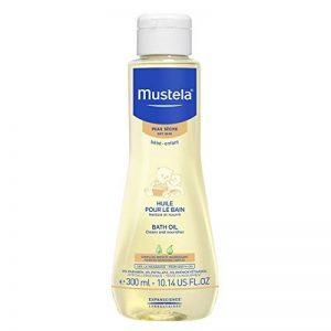 Mustela Peau Sèche Huile pour Le Bain 300 ml de la marque Mustela image 0 produit