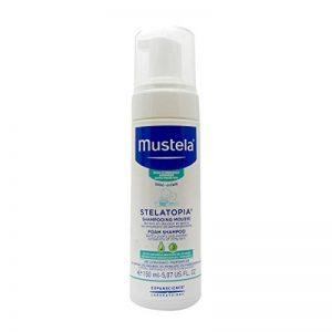 Mustela Stelatopia Shampoing Mousse 150 ml de la marque Mustela image 0 produit
