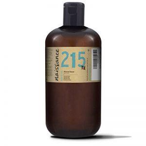 Naissance Huile d'Amande Douce (n° 215) – 1 litre – 100% naturelle, végan, sans OGM – parfaite pour les massages, le soin des cheveux et de la peau de la marque Naissance image 0 produit