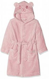Name It Nmfratti Bathrobe Peignoir, Rose Pink Nectar, 125 (Taille Fabricant: 110) Fille de la marque Name-It image 0 produit