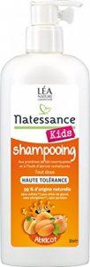 Natessance Kids Shampooing Haute Tolérance Abricot sans Sulfates 500 ml de la marque Natessance image 0 produit