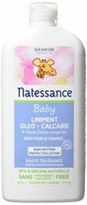 Natessance Liniment oléo-calcaire Soin BIO pour le change Flacon de 500 ml de la marque Natessance image 0 produit