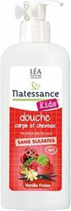 Natessance Shamp Douche Kids Fraise Vanille de la marque Natescience image 0 produit