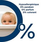 Neutral Gel Lavant Bébé pour Peaux Sensibles et Réactives Hypoallergénique 0% paraben, 0% parfum, 0% colorant, Nordic Ecolabel (Lot de 2x250ml) de la marque Neutral image 4 produit