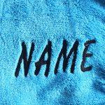 [Nom brodé] Robe de bain pour enfants bleu velours de corail Chemise de nuit garçon chaud de la marque FEETOO image 1 produit