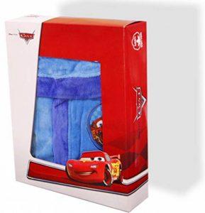 Nouveau Peignoir avec capuche Original Disney Cars années 23456789100% éponge Chenille pur coton bébé enfant ANNI 2/3 de la marque Novia image 0 produit