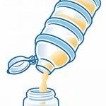 NUK Boîte Doseuse à Poudre de Lait, 4 compartiments de la marque Nuk image 4 produit