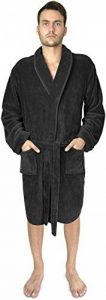 NY Threads Peignoir de Bain en Molleton Doux - Robe de Chambre de de la marque NY+Threads image 0 produit