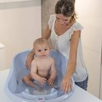 OK BABY 38086841 Baignoire pour le Bain du Bébé - Blanc de la marque OKBABY image 1 produit