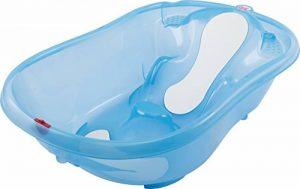 OK Baby Onda Evolution–Baignoire avec attache à Poutres, divers Couleurs bleu de la marque Ok-Baby image 0 produit