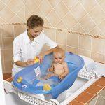 OK Baby Onda Evolution–Baignoire avec attache à Poutres, divers Couleurs bleu de la marque Ok-Baby image 2 produit