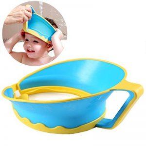 ONEDONE réglable Shampooing Bain Douche Protéger Casquette Visière Chapeau pour bébé enfant adulte de la marque ONEDONE image 0 produit