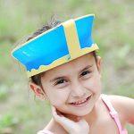 ONEDONE réglable Shampooing Bain Douche Protéger Casquette Visière Chapeau pour bébé enfant adulte de la marque ONEDONE image 3 produit