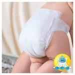 Pampers Premium Protection couches New Baby Taille 1 (2-5 kg), Lot de 2 (2 x 44 pièces) de la marque Pampers image 1 produit