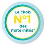 Pampers Premium Protection couches New Baby Taille 1 (2-5 kg), Lot de 2 (2 x 44 pièces) de la marque Pampers image 2 produit