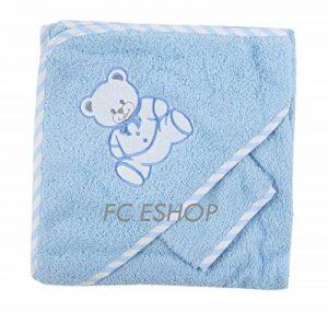Parure de bain nounours - bébé - FC ESHOP (Bleu) de la marque Générique image 0 produit