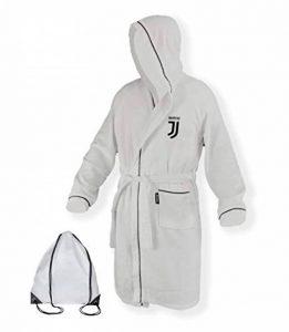 Peignoir adulte original Juve Juventus en Microspugna–S de la marque tex-family image 0 produit