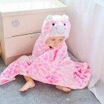 peignoir bain bébé fille TOP 2 image 1 produit
