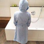 peignoir bain éponge TOP 2 image 3 produit