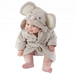 peignoir bébé 18 mois TOP 7 image 0 produit