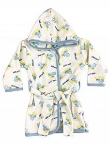 Peignoir - Bébé (garçon) 0 à 24 Mois Bleu Bleu 0-1 Ans de la marque origin-AL+Home++Style image 0 produit