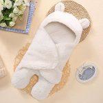 peignoir bébé personnalisé pas cher TOP 2 image 2 produit
