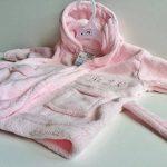 peignoir bébé personnalisable TOP 1 image 4 produit