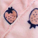 Peignoir à Capuche pour Enfants Unisexe Automne et Hiver Doux Flanelle Robe de Nuit Robes de Bain 3-8 Ans de la marque Runyue image 2 produit