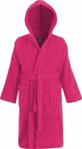 Peignoir à col châle à Capuche en Tissu éponge 100% Coton pour Enfants de la marque Adore-Home image 0 produit