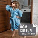 peignoir coton personnalisé TOP 14 image 3 produit