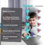 peignoir coton personnalisé TOP 14 image 4 produit