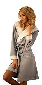 peignoir court coton femme TOP 6 image 0 produit
