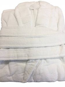 Peignoir de bain 100% coton turc très fort pouvoir absorbant, CL de la marque AT image 0 produit