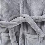 Peignoir De Bain A Capuche Drap De Bain Bébé Noël Cartoon Vêtement De Nuit Pyjama Enfant de la marque DianShaoA image 3 produit
