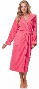 Peignoir de Bain avec Capuche Robe de Chambre Femme 5L1 de la marque Merry-Style image 0 produit