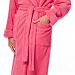 Peignoir de Bain avec Capuche Robe de Chambre Femme 5L1 de la marque Merry-Style image 2 produit