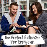 peignoir de bain avec capuche TOP 14 image 3 produit