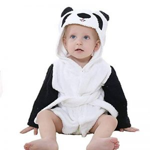 peignoir de bain bébé fille TOP 2 image 0 produit