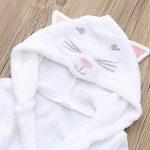 peignoir de bain bébé fille TOP 5 image 4 produit