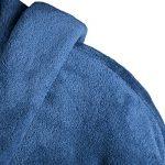 Peignoir de Bain à Capuche en Polaire Douce Hommes & Femmes - Tailles S-XXXL - Différents Coloris - Polaire Flanelle de la marque Grfenstayn image 3 produit