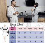 peignoir de bain à capuche femme TOP 8 image 4 produit