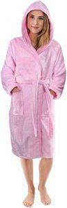 Peignoir de Bain en Molleton Doux - Robe de Chambre Confortable de la marque NY+Threads image 0 produit