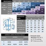 Peignoir de Bain en éponge à Capuche Extra-Long pour Femme/Homme 100% Coton Tissu Bouclette Doux et léger Robe de Chambre de la marque Arus image 4 produit