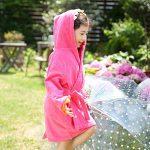 peignoir de bain enfant rouge TOP 11 image 4 produit