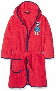 peignoir de bain enfant rouge TOP 4 image 0 produit