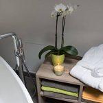 peignoir de bain femme blanc TOP 2 image 3 produit