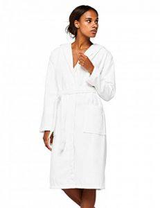 peignoir de bain femme blanc TOP 9 image 0 produit