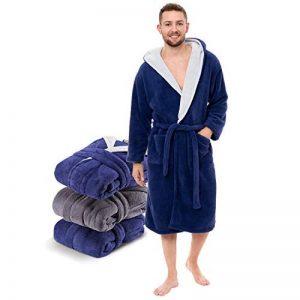 peignoir de bain homme avec capuche TOP 13 image 0 produit
