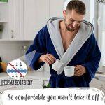 peignoir de bain homme avec capuche TOP 13 image 1 produit