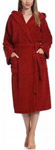 Peignoir de Bain Éponge 100% Coton Femme LA40-102 de la marque Ladeheid image 0 produit